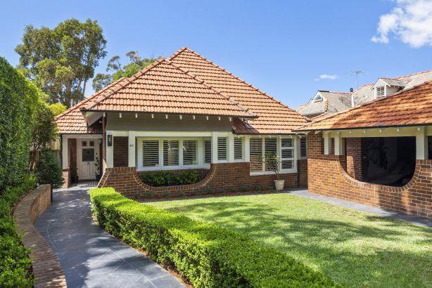 63 Raglan Street Mosman NSW