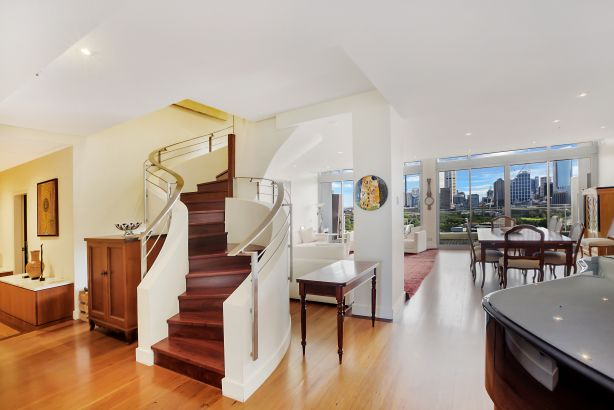 IKON penthouse, 1804/81 Macleay Street, Potts Point NSW.