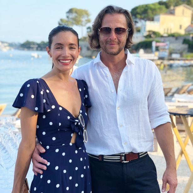Natalie Decorte and Janek Gazecki. Photo: Supplied.