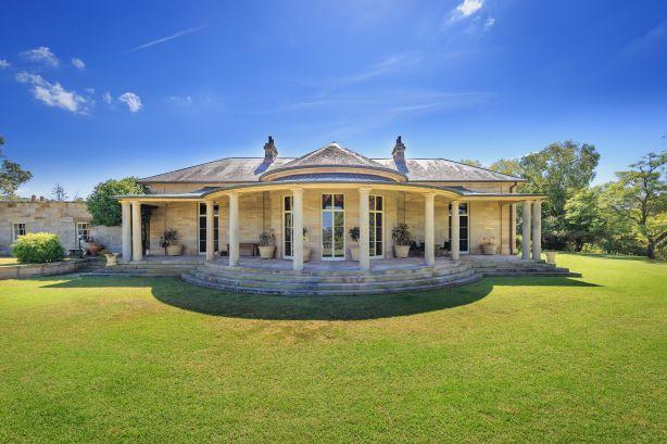Fernhill estate in Mulgoa NSW