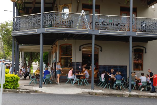 The Sydney suburb of Annandale NSW