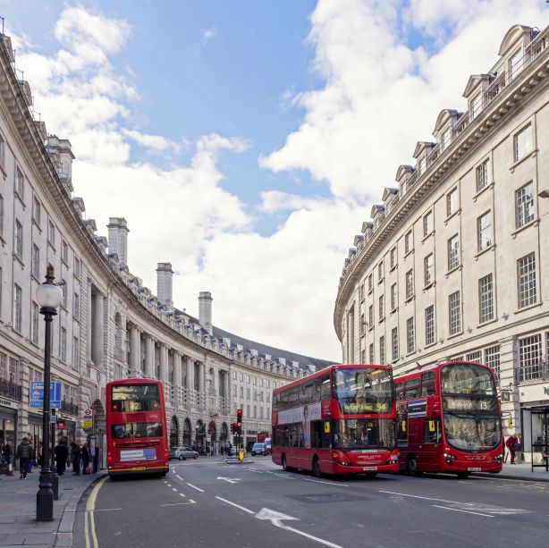 Generic image of London UK