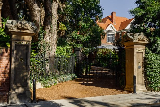The Sydney suburb of Bellevue Hill