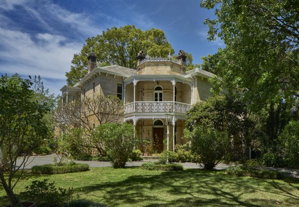 Wybalena House at 3 Jeanneret Avenue Hunters Hill NSW