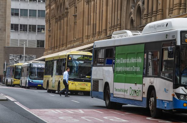 Overstretched infrastructure is just one problem Sydney faces. Photo: Louise Kennerley.