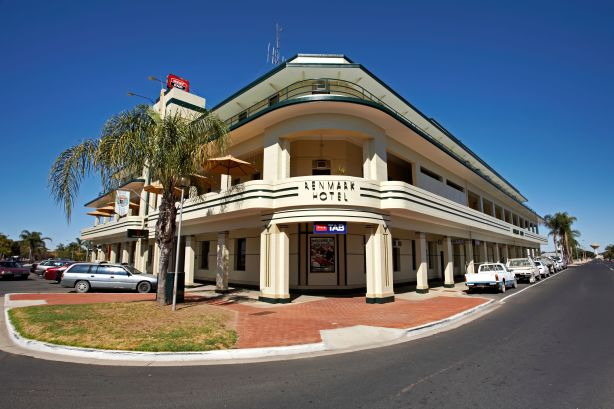 The Renmark Hotel in the Riverland, South Australia