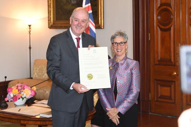 Victorian Planning Minister Richard Wynne