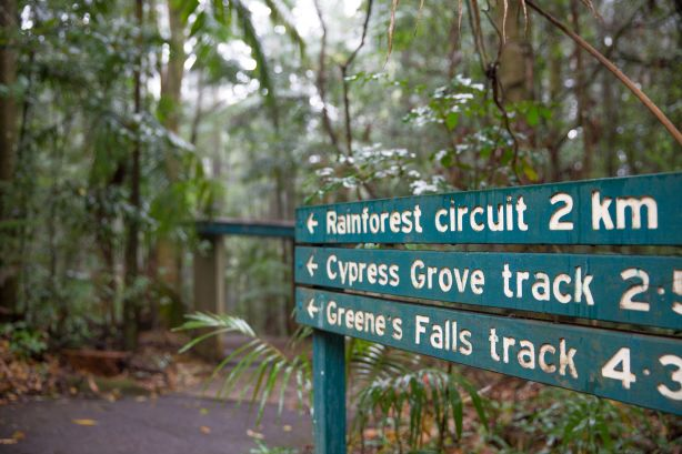 Mount Glorious near Samford Valley QLD NOT FOR REUSE