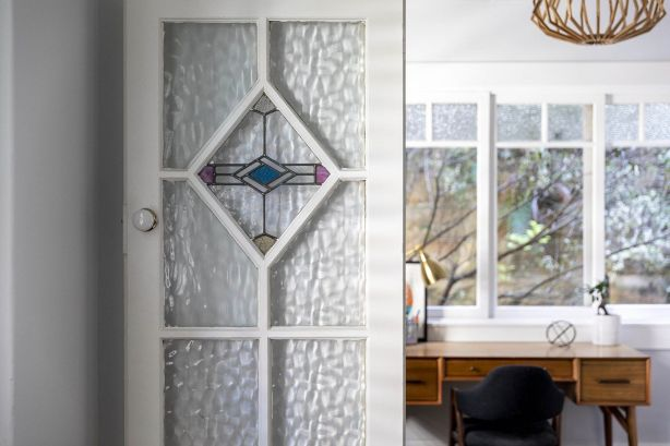 Vintage doors and leadlight windows are in high demand.