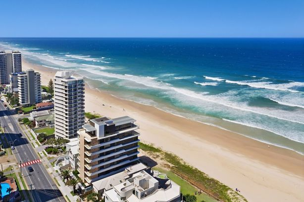 5/3531 Main Beach Parade, Main Beach is currently for sale for $5.75 million.