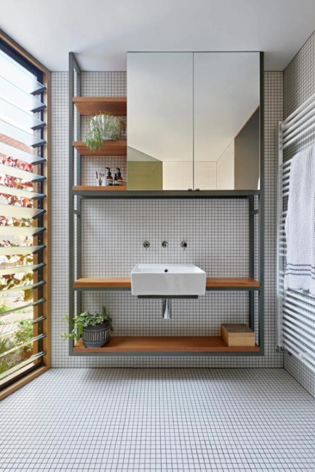 bent architecture bathroom