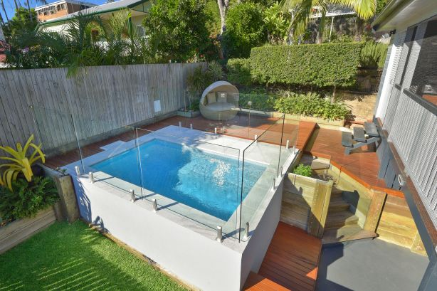 A swimming pool by Spasa Australia