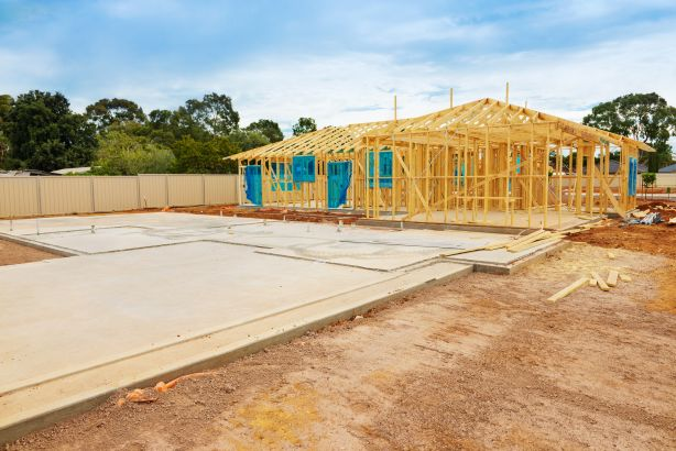 Costs can start to add up before building work has even begun.