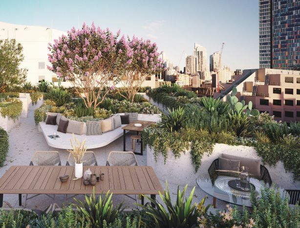 Releve apartments at 5974 Murray Street Pyrmont
