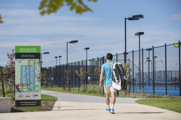 Highlands Tennis Centre