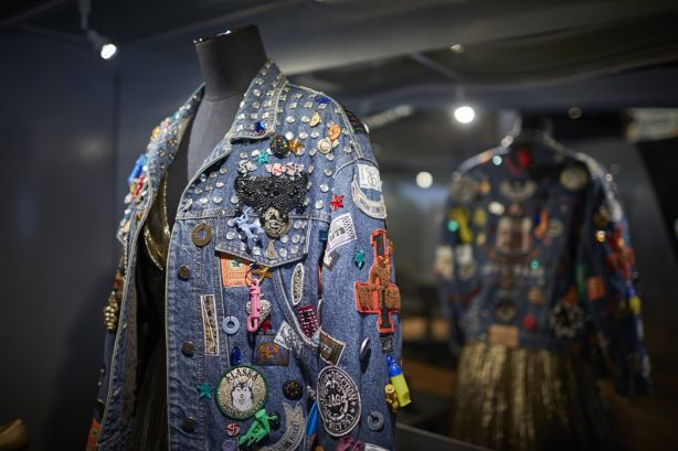 Fashion Redux Exhibition. Photo: Supplied by Melbourne Museum.