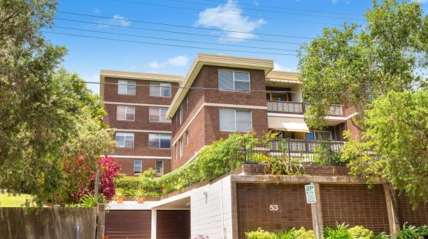 A local investor paid $930,000 for the two-bedroom apartment.