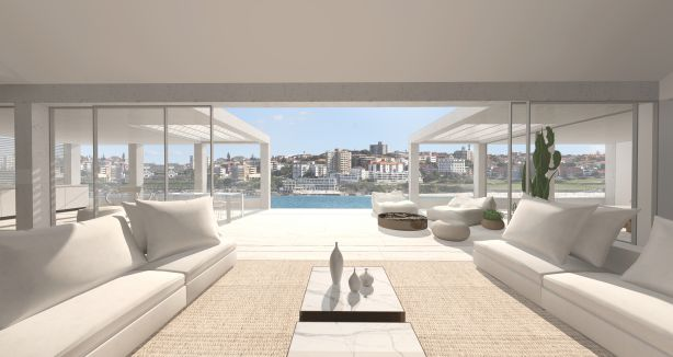 The Morans bought the unfinished penthouse of Mark McInnes for $11.5 million last year.