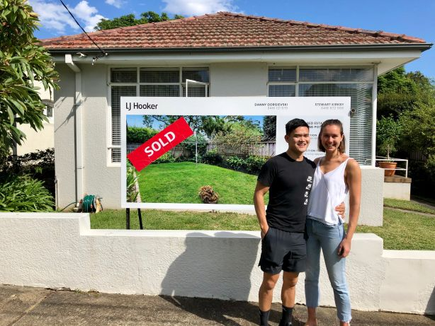 Steve Nguyen and Alex McNee forked out $1,815,000 to nab a tightly-held Willoughby house.