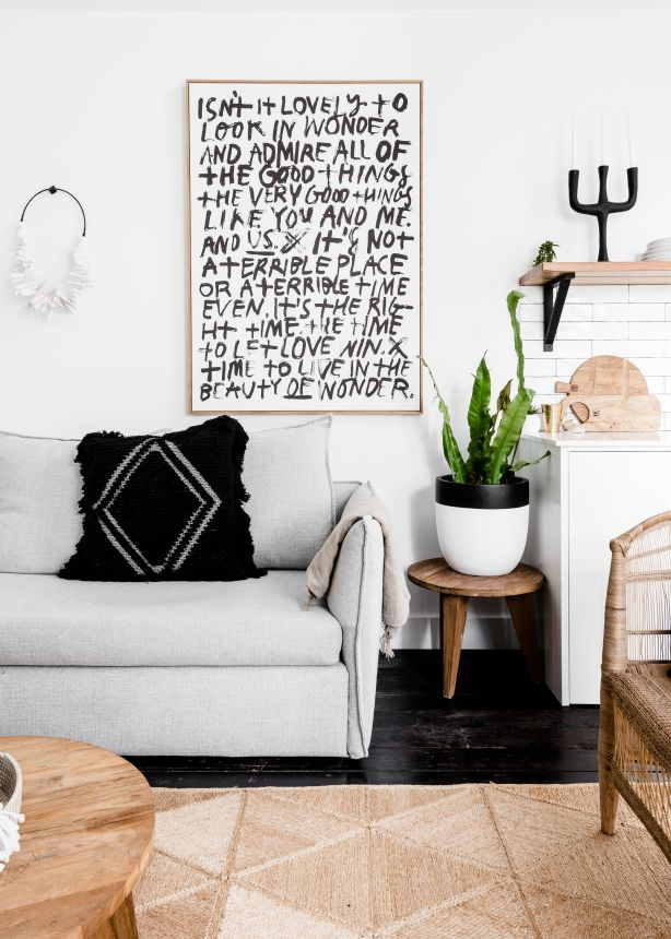 Social media was going crazy for its luxe interiors that paired barefoot sophistication with beach vibes.