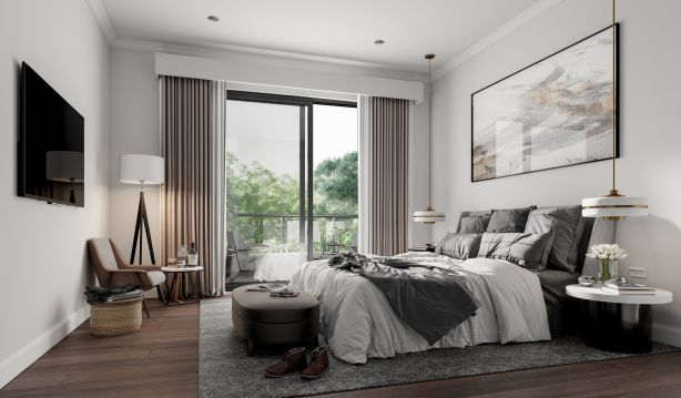 The Grace Residences in Riverstone