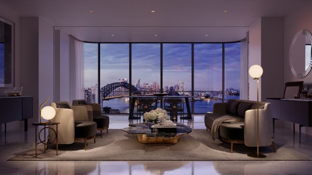 Blue Lavender Bay apartments by Aqualand