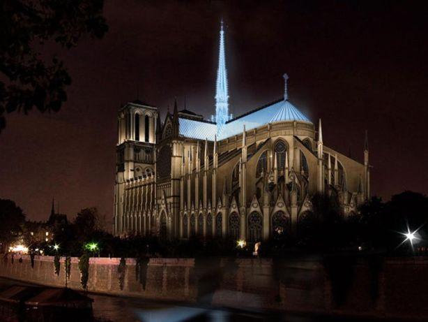 Five proposals to restore Notre Dame's spire