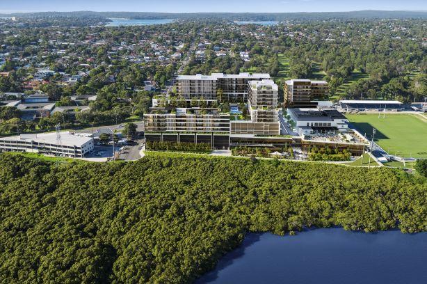 Woolooware Bay apartments in Woolooware NSW