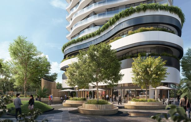 The Landmark at 500 Pacific Highway St Leonard NSW