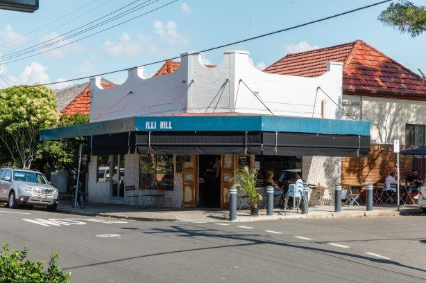 Illi Hill Cafe in Marrickville
