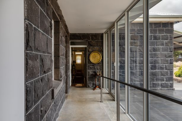 The inherent challenge of renovating: Homage duly paid to stone