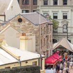 Why we still love the spot that housed convicts and sailors