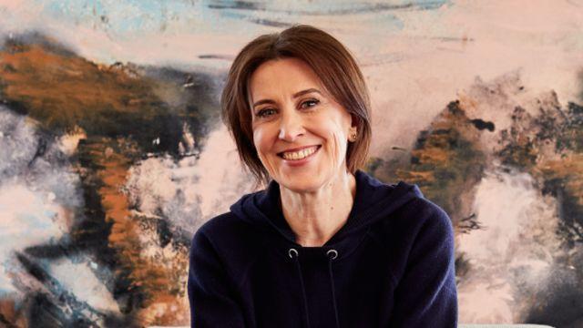 At home with award-winning journo and radio host Virginia Trioli