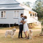 'It just felt like home': The couple restoring an 1888 Queenslander