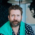 Inside the apartment of the former Sneaky Sound System frontman