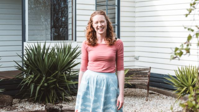 'I moved in a rush': Julia bought her first home during the pandemic