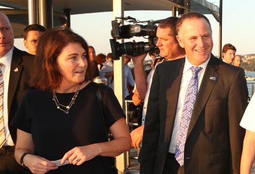 PM Turnbull & NZ PM Sir John Key