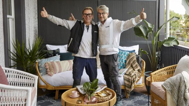 'It's trying too hard': Interior experts share their thoughts on the verandahs