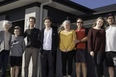 Meet the family putting a spin on multigenerational living