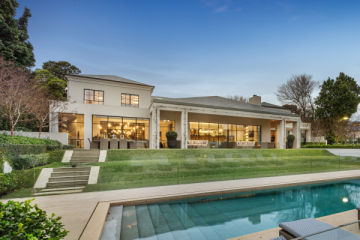 Inside Melbourne's flash new $40 million-plus listing