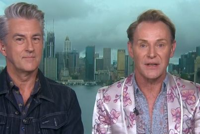 The Block's Mitch and Mark scotch rumours their house will be bought by a celebrity
