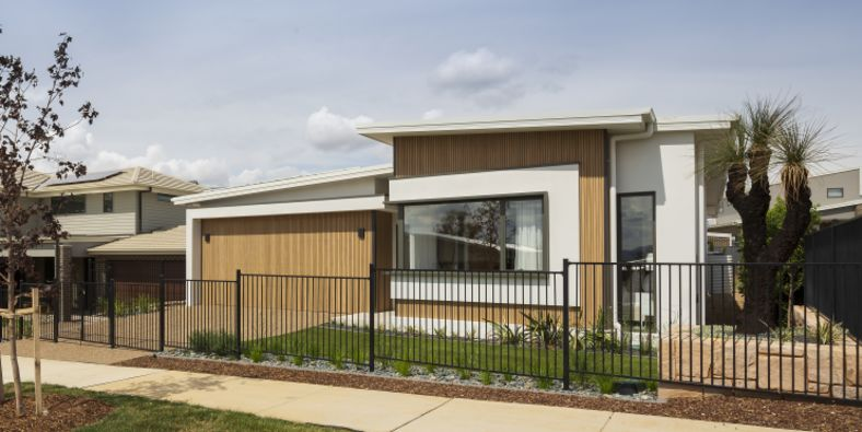 The seven Canberra homes featured in this year