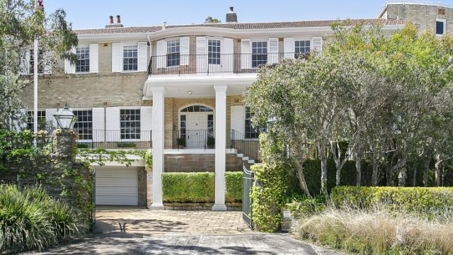 British government sells grand Vaucluse mansion for $10m+