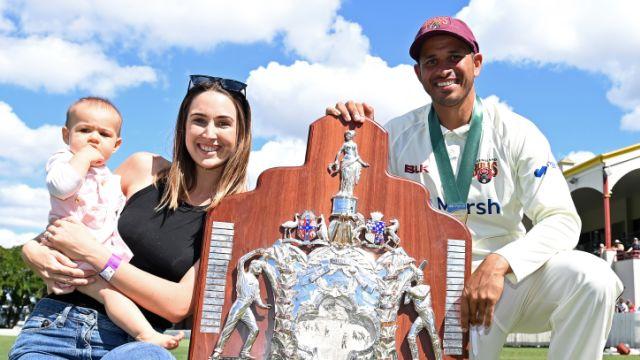 Australian cricketer Usman Khawaja lists his 'irreplaceable' Brisbane home