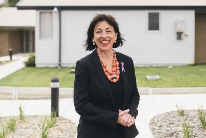 The women making a name for themselves in Canberra's property industry