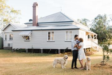 'It just felt like home': The couple restoring an 1888 headmaster's quarters