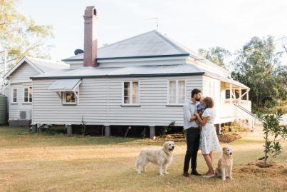 'It just felt like home': The couple restoring an 1888 headmaster's quarters