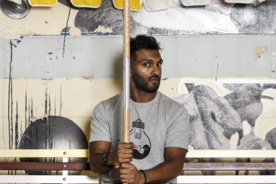 Nazeem Hussain on laughing through our differences