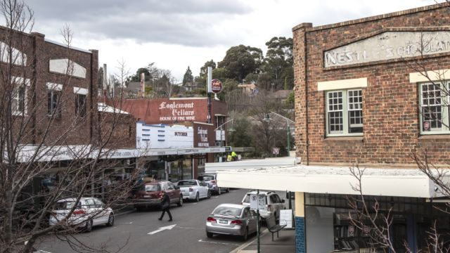 The suburb with multimillion-dollar houses and squillion-dollar views