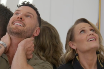 The Block: More tears as one team remains steadfastly against the judges